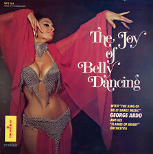 Joy Of Belly Dancing (Lp Edition) - George Abbe (2009, CD NIEUW) CD-R