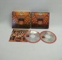 Verdi Messa Da Requiem Studer Pavarotti Ramey Muti 1987 EMI W Germany 2 X CD
