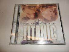 CD titanic de Céline Dion et James Horner (compositeur) (1997) - Bande Originale