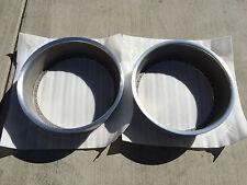 "18x5 Outter Rim Lip Hoop 40 Hole Fits 3 Piece Wheels 5"" Lip - RAW"