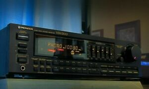 PIONEER VSX-3300 Stereo Receiver Phono Input w/ Graphic EQUALIZER Preamp WORKS