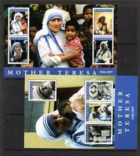 TUVALU MNH 2011 MOTHER TERESA 1910-1997