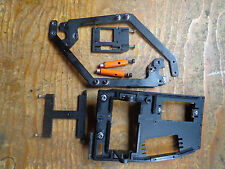 X-Cell 46 FRONT FRAME Radio / Battery / Servo MOUNTING