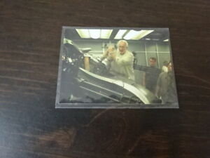 RARE STAN WINSTON AUTOGRAPH CARD! TERMINATOR 3: RISE OF THE MACHINES!