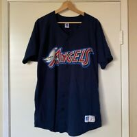 1997 Anaheim angels jersey made by Russell