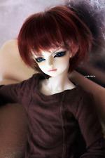 BJD 1/4 Doll Woosoo Vampire Elf (Boy) with free eyes +face make up