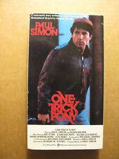 PAUL SIMON - One Trick Pony (1987 VHS Tape) Lou Reed