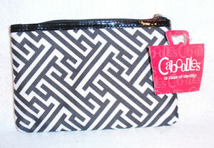 Caboodles Small Clutch Evening Cocktail Party Handbag Purse Cosmetic Tassels