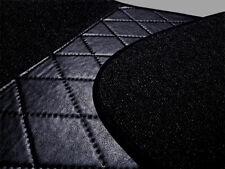 Black loop carpet kit for BMW 700 Cabriolet 1961-1964