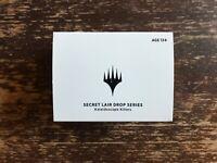 Secret Lair Kaleidoscope Killers MTG Complete Sealed Set (Magic the Gathering)