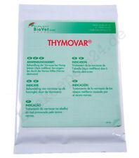 THYMOVAR®, 2 x 5 Plättchen, Varroabehandlung, Thymol