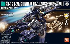 BANDAI HG Z Gundam 1/144 RX-121-2A Gundam TR-1 Advanced Hazel HGUC