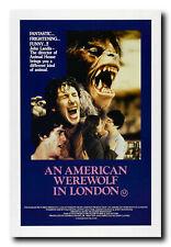 an American Werewolf in London Movie Poster 24x36 Inch Wall Art Portrait Print