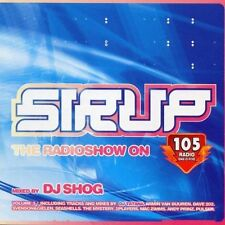 DJ Shog Sirup-The radioshow on radio 3 (mix, 2003) [CD]