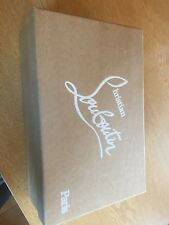 NEW unused Womens Christian Louboutin 'You You 85 Patent Calf' Size 38.5 Shoes