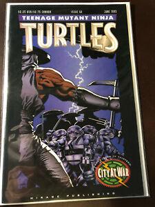 Teenage Mutant Ninja Turtles 60 NM+ Mirage TMNT T-151