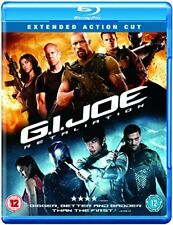 G.I. Joe: Retaliation (Extended Action Cut) [Blu-ray] [Region Free] [DVD]