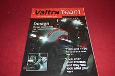 Valtra Tractor Valtra Team Customer Magazine 1/2003 Dealer's Brochure DCPA2