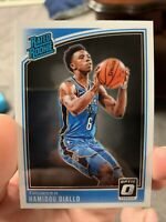 2018-19 Donruss Optic Rated Rookie Hamidou Diallo #171 OKC Thunder 🔥🔥 - QTY