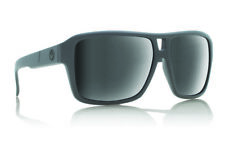 Dragon 'The Jam' h2o Magnet Matte Grey Frame / Silver Polarised Sunglasses