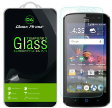 [2-Pack] Dmax Armor ZTE Majesty Pro Plus Tempered Glass Screen Protector