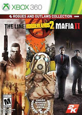 Rogues and Outlaws Collection (Spec Ops The Line, Borderlands 2, Mafia II) Xbox