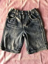 Boys Phat Farm embroidered Jean Shorts Toddler Size 3T