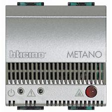 BTICINO LIGHT TECH RIVELATORE DI GAS METANO 12V NT4511/12