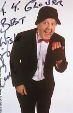 JIMMY CRICKET AUTOGRAPH BRITISH COMEDY