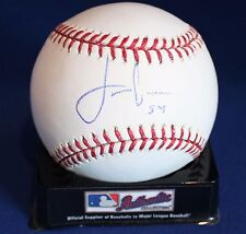 Autographed Jaime Garcia Rawlings Official Major League Baseball with COA