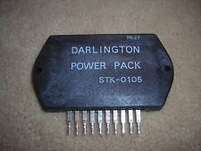 "STK0105 ""Original"" SANYO   Darlington Power Pack  IC  1 pc"