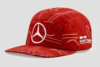 Mercedes AMG Petronas Lewis Hamilton Silverstone GP  Cap 2020- Free Uk ship