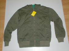 jacket wesc sweden winter jacket green olive -- L  large --  warm up jacket heav