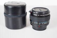 Nikon  Vivitar  2x Macro Telekonverter  MC