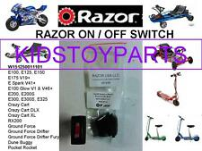 Razor On Off Power Switch for E200 electric scooter