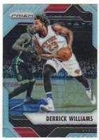 2016-17 Panini Prizm Basketball Silver Prizm #88 Derrick Williams Heat