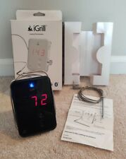 *Black iGrill Wireless Cooking Thermometer iphone/ipad/ipod iDevices Bluetooth*