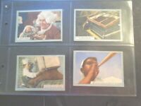CWS THE ROSE OF THE ORIENT series 2 the story of Tea Trade set 12 large cards