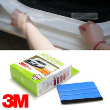 3M Door Step Scuff Scratch Clear Paint Protector PPF Film 4Pcs For All Vehicle