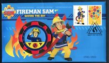 2017 Fireman Sam With Limited Edition Medallion Cover 0742/3500