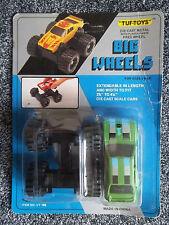Tuf-Toys Audi 1:60 Big Wheels Blister Pack Sealed Carded Mint Tuf Toys