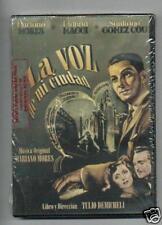 DVD LA VOZ DE MI CIUDAD MOVIE TANGO MARIANO MORES ARGEN