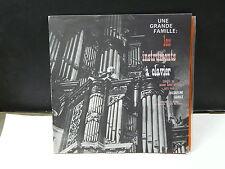 Une grande famille : les instruments a clavier  CLOUZOT / JACQUELINE CAURAT E42