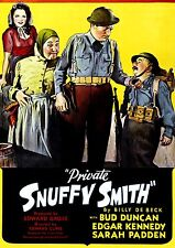 Private Snuffy Smith (1942) (DVD) Bud Duncan, Edgar Kennedy, & Sarah Padden