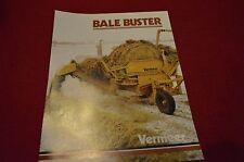 Vermeer Bale Buster Dealer's Brochure 1-85 LCOH