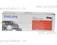Original Philips  Headlight Bulbs Bulb wiring kit/ harness H4 -can fix upto 130w