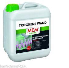 MEM trockene Wand 5 Liter Wandabdichtung