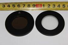 Lomo Microscope Polarising Min8 Petrographic Filters White And Polarising