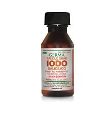 Salicylic Acid Iodine Tincture 1 oz First Aid Antiseptic Acido Salicilico