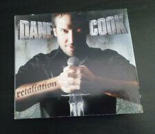 CD DOUBLE AUDIO ALBUM + DVD - DANE COOK - RETALIATION